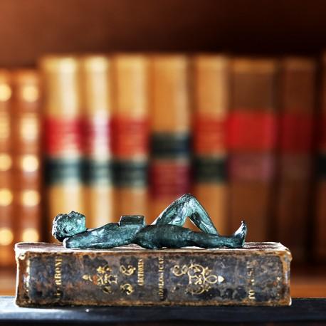 En Babia (Tumbado) bronce